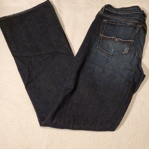 Lucky Brand Womens boot cut Jeans Size 8-29 EUC